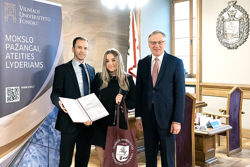 The University of Latvia Foundation promotes charity also in Lithuania