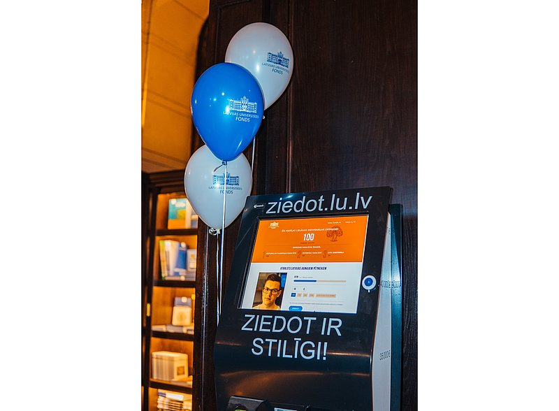 """Ziedotne"" has it's 1 year anniversary: how it helped to promote charity"