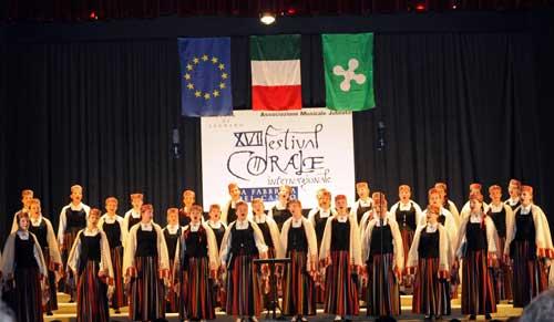 Others Videos the latvian women choir
