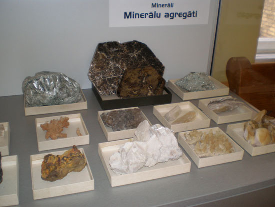 riga university geology museum